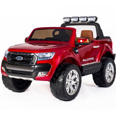 Ford Ranger F650 (4WD, МР4 планшет) red