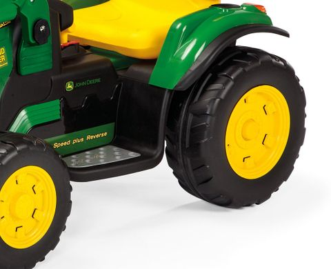 PEG-PEREGO John Deere Ground Loader