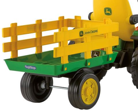 PEG-PEREGO John Deere Ground Force