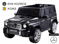 Mercedes-Benz G65 AMG premium edition (чёрный лак)