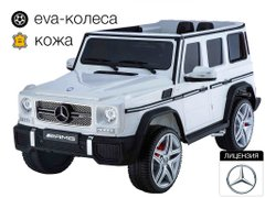Mercedes-Benz G65 AMG premium edition (белый)