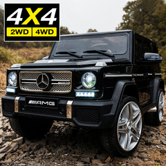 Mercedes-Benz G65 AMG FINAL EDITION  4WD/2WD чёрный лак