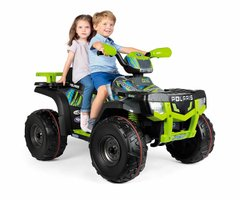 Двухместный квадроцикл PEG-PEREGO Polaris 850XP 24V Lime