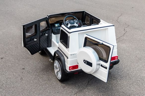 Mercedes-Benz G65 AMG FINAL EDITION 4WD/2WD белый