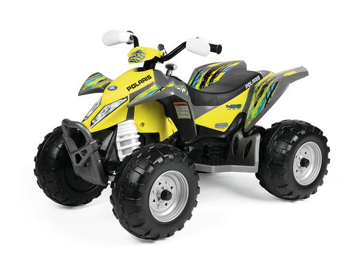 Квадроцикл PEG-PEREGO Polaris Outlaw Citrus