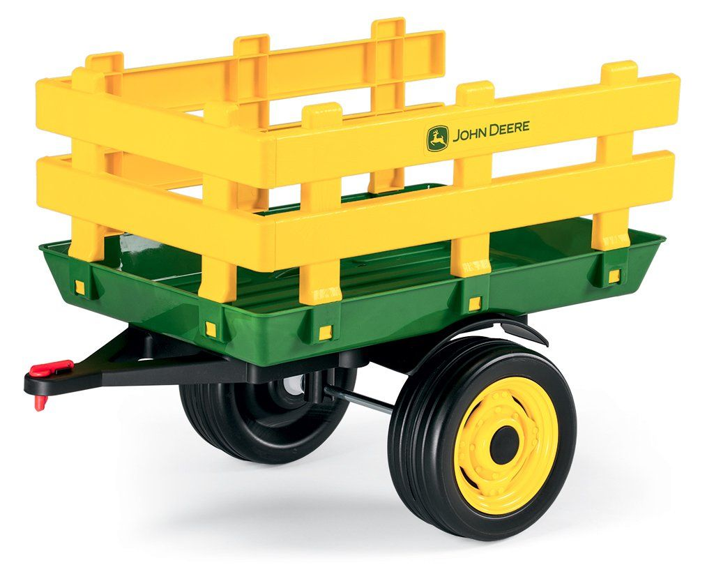 Прицеп John Deere Stake Side Trailer